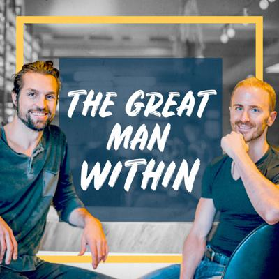 """Formerly """"Man Amongst Men"""" Podcast, Dominick and Bryan are your guides for a High-Achieving Man's Journey to Personal Development.   They confront the topics most men never speak about openly but secretly struggle with:   - Your Purpose: Achieving external success, yet feeling internally unfulfilled  - Your Edge: Always doing many things yet never feeling fully alive     - Your Sex Life: Stuck in a cycle of lackluster, destructive and/or secretive sexual behaviors   The Great Man designs his life with intentionality, plays bigger games and leads those around him to higher ground.    If Tim Ferris, Napoleon Hill and David Deida made a podcast, this would be it."""