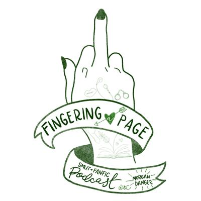 Cover art for Fingering A Page #2 - sex-obsessed-lesbian