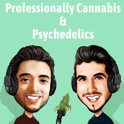 The Professionally Cannabis & Psychedelics Podcast is for Entrepreneurs, Connoisseurs and those interested in the business, science and politics of plant medicine.  Each episode, your intrepid and handsome hosts (Oscar & Jonny) lead exclusive interviews with true industry pioneers within global cannabis and psychedelics. These candid conversations give listeners an insight into the newest industry innovations, and the fantastic minds driving these forward.   If you're interested in these high growth, multi-billion dollar, economy driving, medically life-changing plants, then this is the podcast for you!