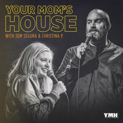 559 - Russell Peters - Your Mom's House with Christina P and Tom Segura