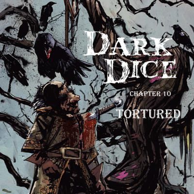 Cover art for Chapter 10: Tortured