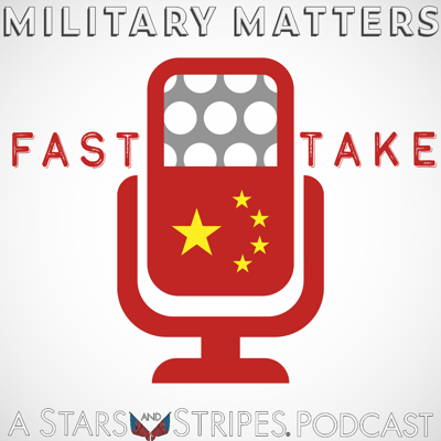 Cover art for Fast Take - Future War: China with Jack Murphy and Rod Rodriguez