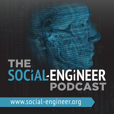 The Social-Engineer Podcast is about humans.  Understanding how we interact, communicate and relay information can help us protect, mitigate and understand social engineering attacks