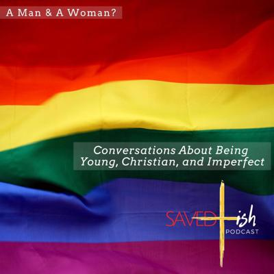 Cover art for A Man & A Woman?: Experiences of Being Young, Gay and Christian