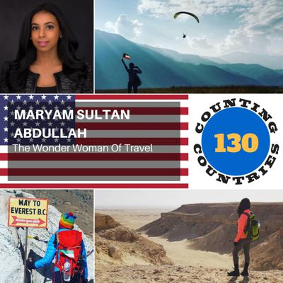 Cover art for Maryam Sultan Abdullah … The Wonder Woman Of Travel