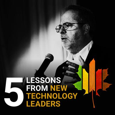 5 lessons from new technology leaders