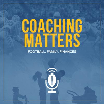 Welcome to to the podcast, Coaching Matters: Football, Family, Finances. Our vision for the Podcast is to be a resource for coaches balancing football, family and finances. We'll interview the most exceptional football coaches from across the country, discussing the philosophies and strategies they have learned throughout their careers. The coaches will paint the picture of how they got to where they are today, why they made the decisions they made, and who influenced them along the way.  Each show will include a key takeaway on balancing football, family and finances.  The host is Shaun Carney, a former quarterback and coach at the United States Air Force Academy before becoming a Certified Financial Planner.   If you would like to be a guest or have any questions for Shaun, visit BoltFinancialGroup.com to get in touch, or call 614-635-0102.