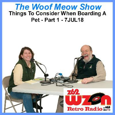 The Woof Meow Show