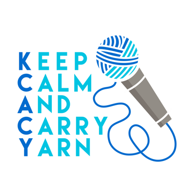 Keep Calm and Carry Yarn is a podcast in equal parts measure about knitting, crochet, and the mother-daughter bond between its co-hosts, Vivian and Alyson. Join us for our twice monthly chat as we talk about our latest projects and yarn obsessions, advice from a long-time fiber fanatic to a beginner, living in Edinburgh, Scotland (Alyson) versus Virginia, USA (Vivian), fangirling over TV shows we love, and other everyday pursuits.