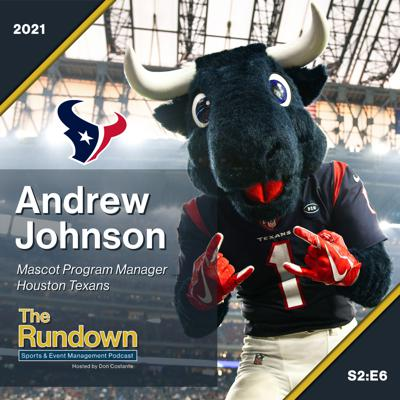 Cover art for Interview with Andrew Johnson