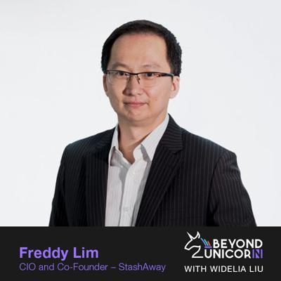 Cover art for [Expert Talk] Achieve long-term investment success through asset allocation with Freddy Lim from StashAway