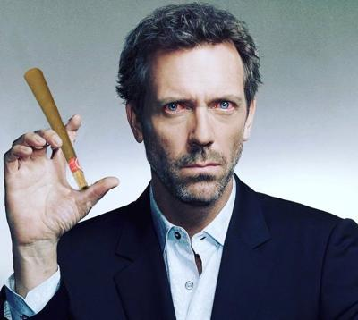 Cover art for Ep 1: Hugh Laurie is Here, Thank God