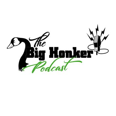 The Big Honker Podcast is your ultimate authority on all things waterfowl hunting!! The show's hosts are Jeff Stanfield, owner of Stanfield Hunting Outfitters and Andy Shaver, head guide at Stanfield Hunting Outfitters. You will not find a duo more knowledgeable about the hunting industry than these two! Join them as they give you an all access pass into what most hunters dream about, which is to hunt for a living! Not only will they be giving you a peek behind the curtain on what its like to run one of North America's largest outfitters but each episode will be filled with discussions on topics such as scouting, decoy spreads, migration and hatch reports, product reviews, retriever training, calling tips and techniques, as well as tactics they use everyday to make each hunt a success... Couple that with the occasional tall tale from past hunts and special guests interviews from waterfowl industry leaders this show will be a fun ride and a must listen for everyone from the most hardcore hunter to the hunter that only hits the field twice a year.