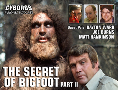 Cover art for The Secret of Bigfoot Part II