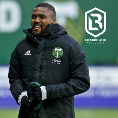 Cover art for New Timbers defender Chris Duvall on Breaking Lines | Mar. 5, 2020
