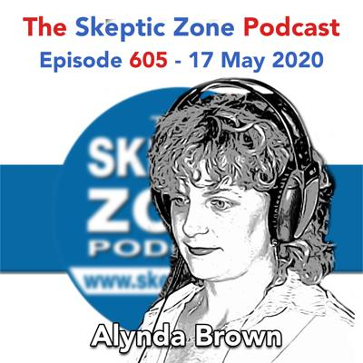 Cover art for The Skeptic Zone #605 - 17.May.2020