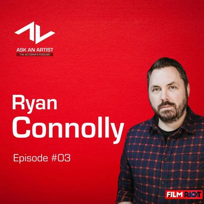 Cover art for How Do You Find Inspiration as a Consistent Content Creator? with Ryan Connolly
