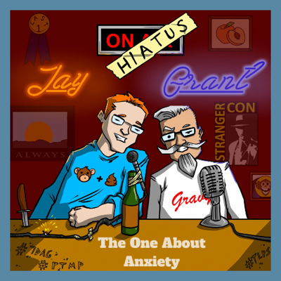 Cover art for Ep 2: The One About Anxiety