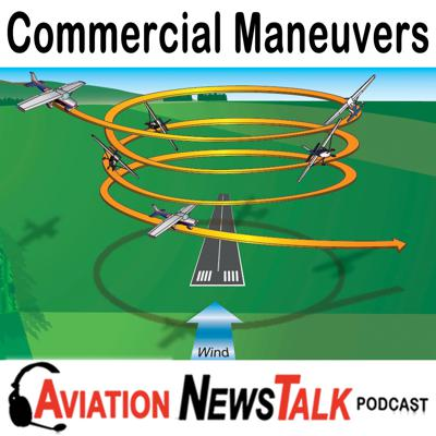 Cover art for 149 How to Really Fly Commercial Certificate Maneuvers - Interview with DPE Jason Blair