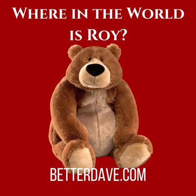 Cover art for Where in the World is Roy?