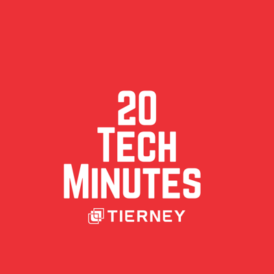 20 Tech Minutes For Teachers Podcast