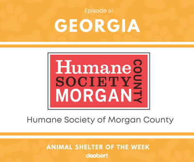 Cover art for Animal Shelter of the Week: Episode 61 – Humane Society of Morgan County
