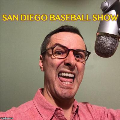 Former New York radio host, James McCarthy, moved to San Diego and is talking baseball!