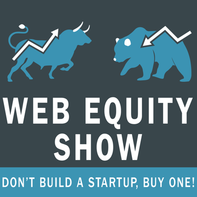 Web Equity Show with Justin Cooke and Ace Chapman
