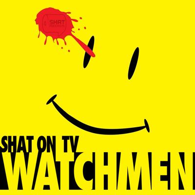 Cover art for Watchmen - Podcast Introduction
