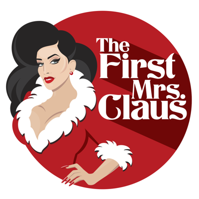 Cover art for The First Mrs. Claus