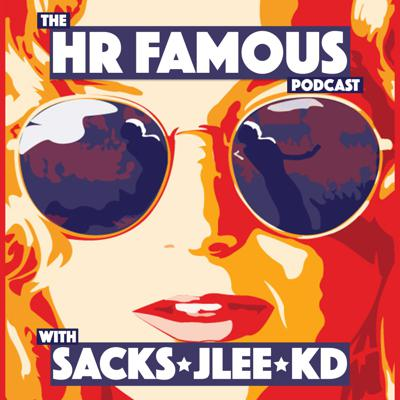 The HR Famous Podcast is a lively conversation dealing with the real-life craziness HR pros deal with every day! Think of this as your own HR therapy session - sharing stories, strategies, and sometimes simply venting about a career we love, but one that makes us scream at the same time.    The HR Famous crew of Tim Sackett, author of the Talent Fix, Jessica Lee, VP of Talent Brand at Marriott, and Kris Dunn, author of The 9 Faces of HR, met a decade ago in the HR world and worked and grinded their way to successful careers. Along the way, they learned that HR influence is more about having a strong point of view than LinkedIn connections or Twitter followers.   This pod is a safe place of conversation, laughs, arguments, and hope. So, grab a cup of coffee or a glass a wine and sit back and enjoy the real-world HR talk with a few of your peers.