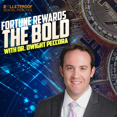 Cover art for FINANCIAL PLANNING: Fortune Rewards the Bold with Dr. Dwight Peccora