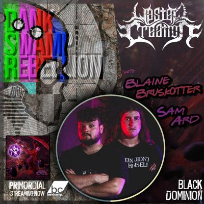 Cover art for Wasted Creation with Blaine Bruskotter & Sam Ard Part I: Black Dominion
