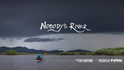 Cover art for Nobody's River with Amber Valenti Armstrong and Krystle Wright