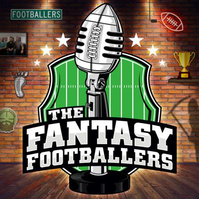 Cover art for The Halloween Show! + Week 8 Matchups, Candy Comps - Fantasy Football Podcast for 10/30