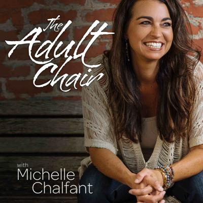 In The Adult Chair, Michelle Chalfant applies her holistic approach to healing and transformation as a foundation for better understanding our relationship with ourselves and our relationship with stress, anxiety, depression, physical health, self-love, peace, emotional balance, and how our understanding of ourselves impacts the most important relationships in our lives.