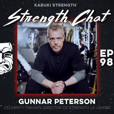 Cover art for Strength Chat #98: Gunnar Peterson