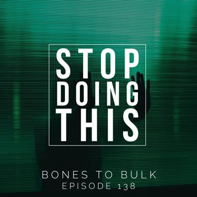 Cover art for Stop Doing This with Fitness
