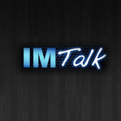 Cover art for IMTalk Episode 713 - Dr Patrick Davitt