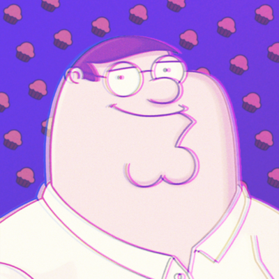 Cover art for Peter Griffin Becomes a Gay