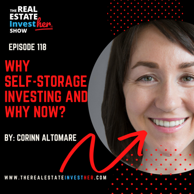 Cover art for EP 118: Why Self-Storage Investing and Why NOW?
