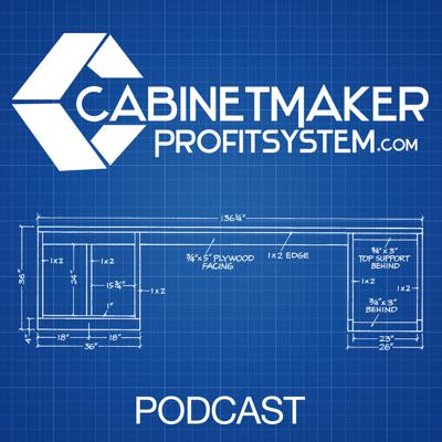 For business owners who are CabinetMakers, Architectural Woodworkers Furniture Makers and Woodwork shop owners. Cabinet Maker Profit System is a resource that shows you how to work less and earn more. Listening here is how you