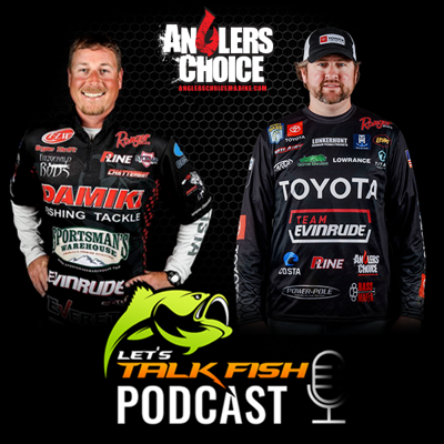 Cover art for LTF 85: 2020 Bassmaster Classic Champion Hank Cherry is in the house!