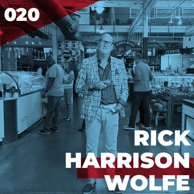 Cover art for Rick Harrison Wolfe - The North Market