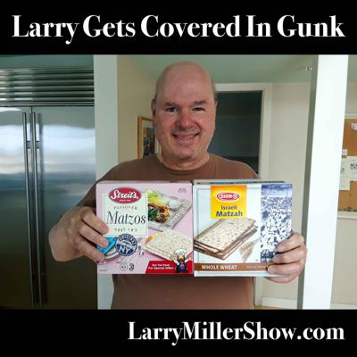 Cover art for Larry Gets Covered In Gunk (Rebroadcast)