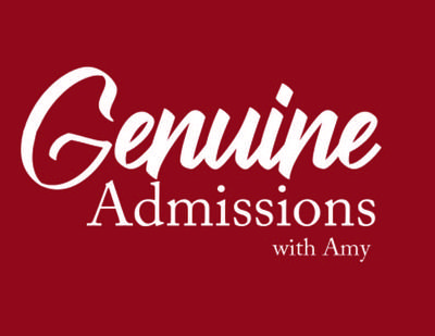 Cover art for Genuine Admissions: Mary Liscinsky on Student Life