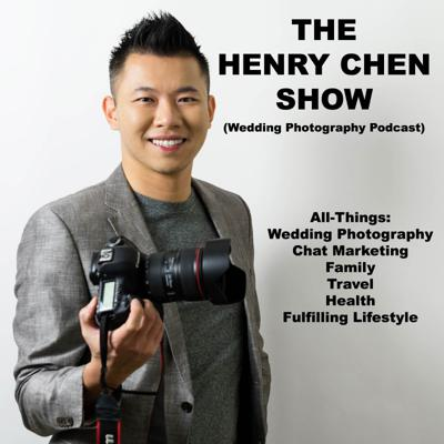 Wedding Photography Podcast is a weekly podcast (every Thursday) providing business tips, inspiration, and lessons learned to help wedding photographers go full-time and become successful. It's hosted by Henry Chen of Aevitas Weddings, a wedding photographer based out of Los Angeles with a decade of experience photographing over 400 weddings.