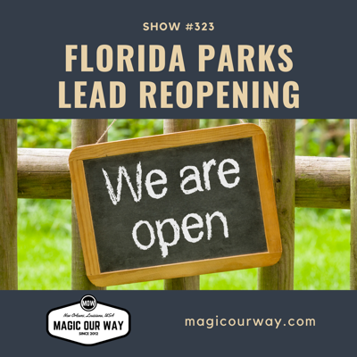 Cover art for Florida Parks Lead Reopening - MOW #323