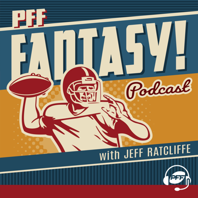 Fantasy football at an elite level. Host Jeff Ratcliffe breaks down all of the latest NFL news and gives you the analysis and unique insights you need to dominate your season-long fantasy football leagues and DFS contests. With cutting-edge stats and information from Pro Football Focus, get ready to take your game to another level. If you want to be the BEST, this fantasy football podcast is a must.