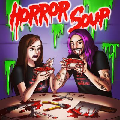 Best friends Caleb and Bri delve into the world of Horror & True Crime while adding a moderate comedic twist.  Don't confuse us for professional critics. We're just a couple of friends that have a passion for everything horror.  If you're expecting professionalism, you've arrived at the wrong destination.